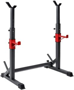 FITORON Adjustable Squat Rack
