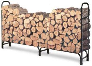 Landmann USA 82433 8-Foot Firewood Log Rack