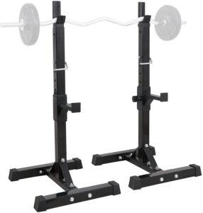 ZENY Adjustable Squat Rack