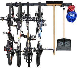 Grepatio Bike Storage, Garage Bike Rack