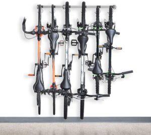 Monkey Bars, Garage Bike Rack