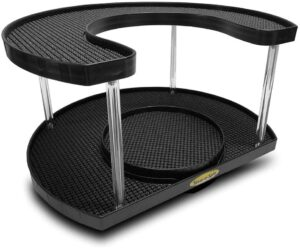 Stow-n-Spin Turntable Spice Rack