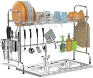 Over Sink Dish Rack By GSlife