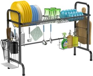 iSPECLE Over The Sink Dish Rack