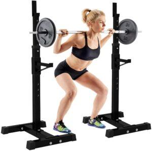 Zgstore Adjustable Squat Rack