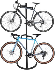 ZENY, Gravity Bike Stand, Garage Bike Rack
