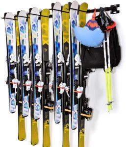Sunix Ski Storage Rack