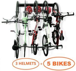 Wallmaster, Garage Bike Rack