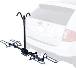 Retrospec Lenox Car Hitch Mount Tray Bike Rack