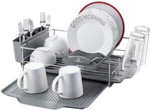 KINGRACK Stainless Steel Dish Drying Rack