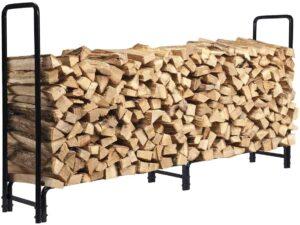 KINGSO 8ft Firewood Rack