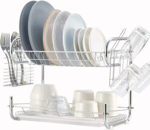 Naturous Dish Drying Rack