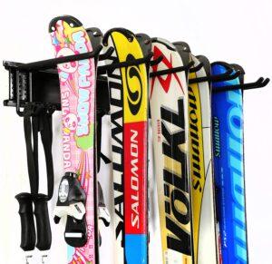 Ultrawall Ski Wall Rack