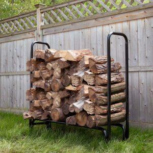 Pure Garden 50-124 Firewood Log Rack